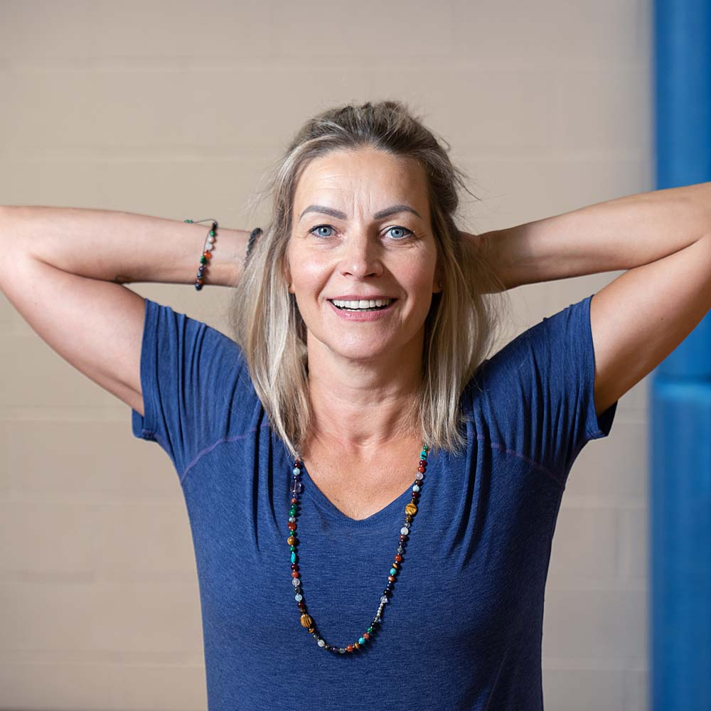 Ilvita Karklina jogas pasniedzeja fitnesa trenere fizioterapeite Olimpiskais